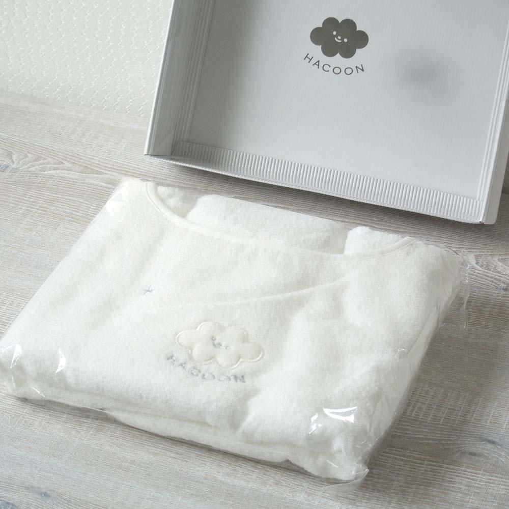 今治タオル 白雲 ベビーギフトセット (ベビータオルケット+ベビー専用BOX)